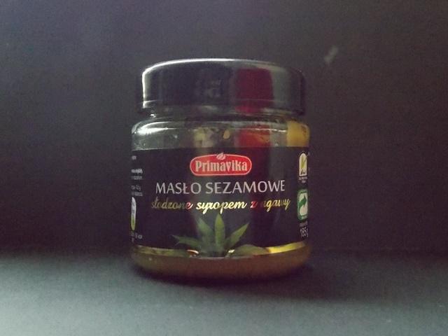 masło sezamowe Primavika