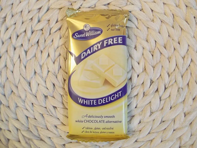 sweet william biała czekolada wegańska