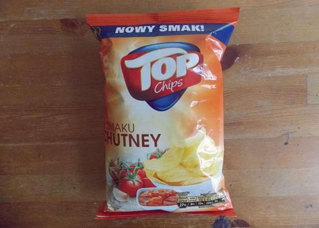 wegańskie czipsy z biedronki top chips