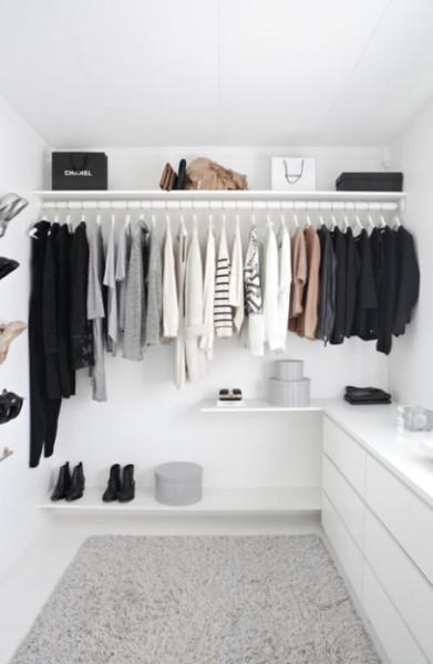 garderoba - pomysł