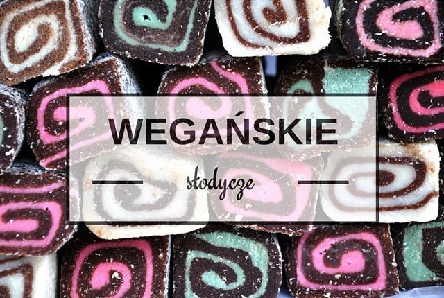 wegańskie słodycze, wegańskie czipsy, wegańskie żelki
