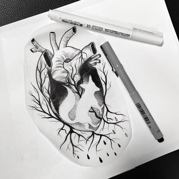 tatuaż Mateusz Wojtak
