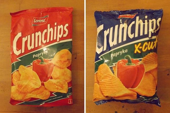 crunchips - wegańskie czipsy