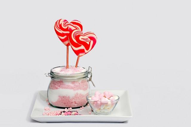 wegańskie słodycze i czipsy