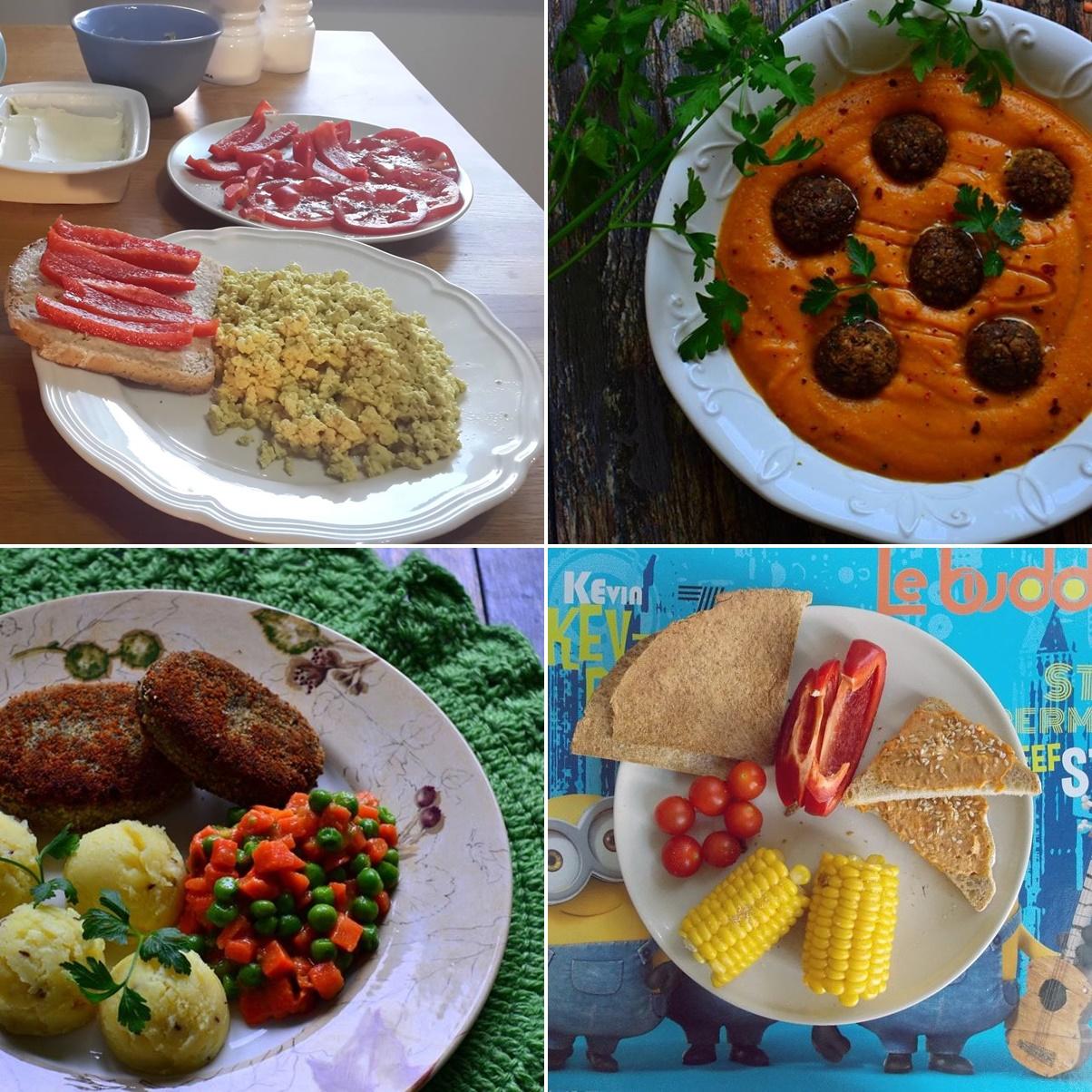 wegańskie potrawy - co jedzą weganie?
