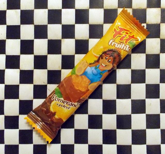 wegański baton musli