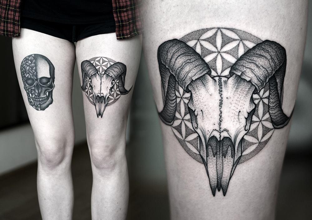 fajne tatuaże wzory