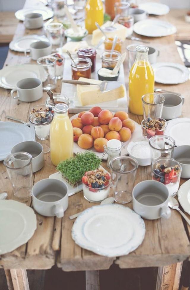 celebracja śniadania