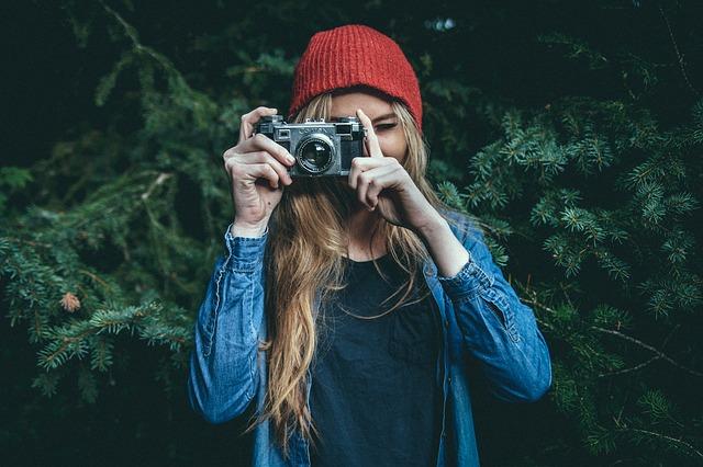 wiosenne wyzwanie fotograficzne i wiosenne wyzwanie blogowe - ćwiczenia na kreatywność