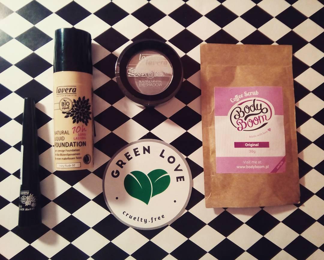 green love - wegańskie kosmetyki