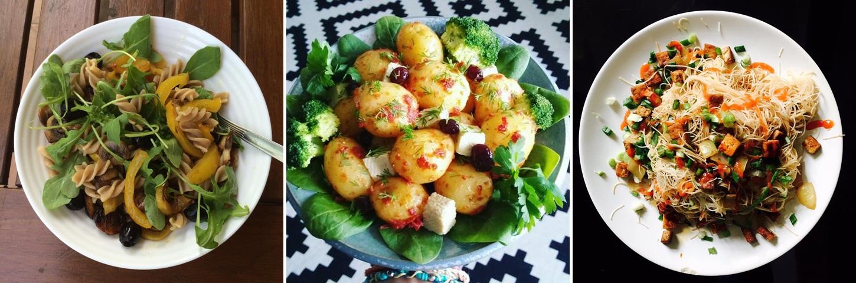 wegański obiad - pomysły