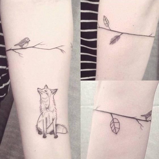 co znaczą tatuaże?