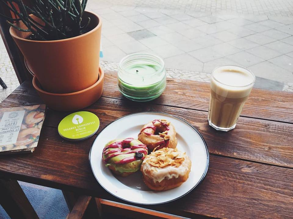 gdzie zjeść wegańsko w Berlinie?