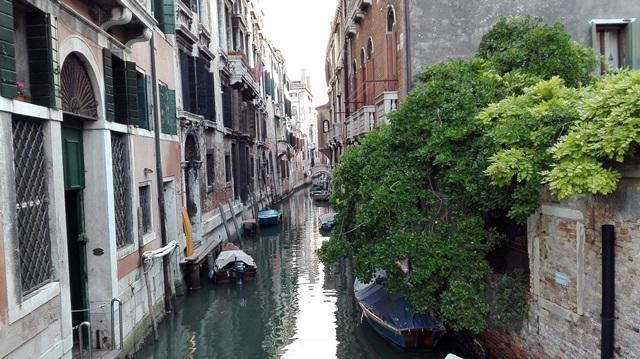 wegańskie restauracje i kawiarnie Wenecja