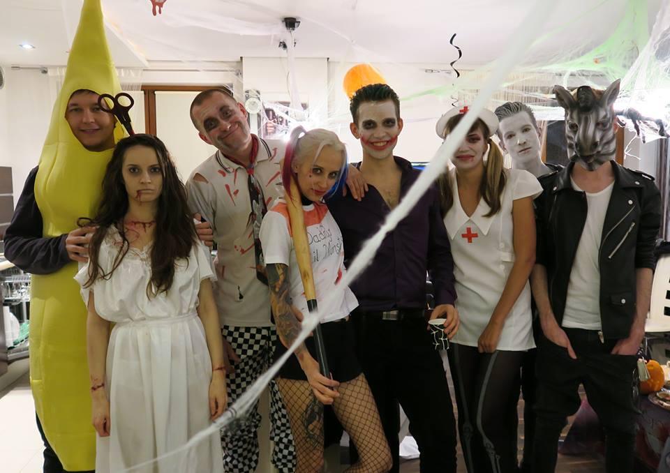 przebrania na halloween, mortycja