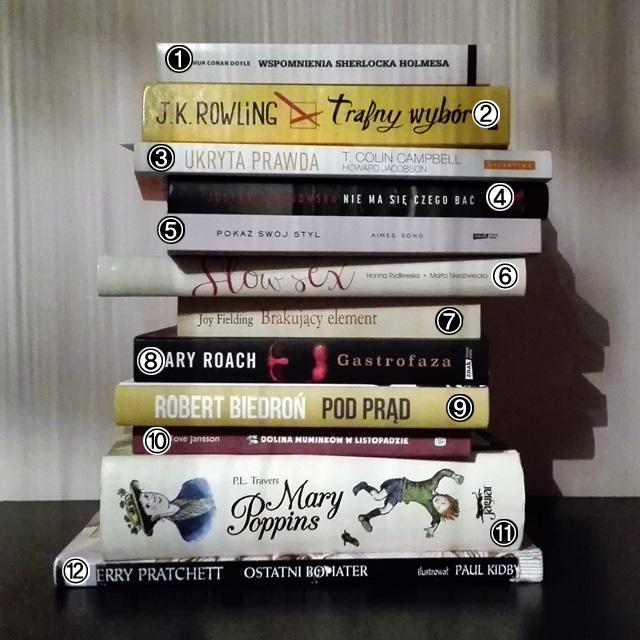 książki na 2017 - co czytać?