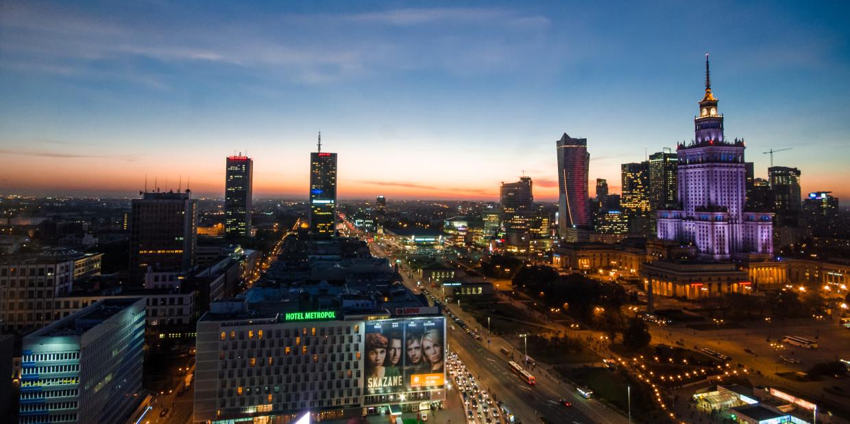 wegańskie miejsca Warszawa