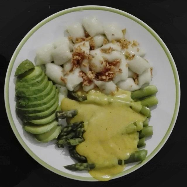 wegański obiad pomysł