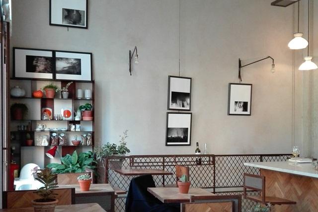 wegańskie restauracje, Rzym, Włochy