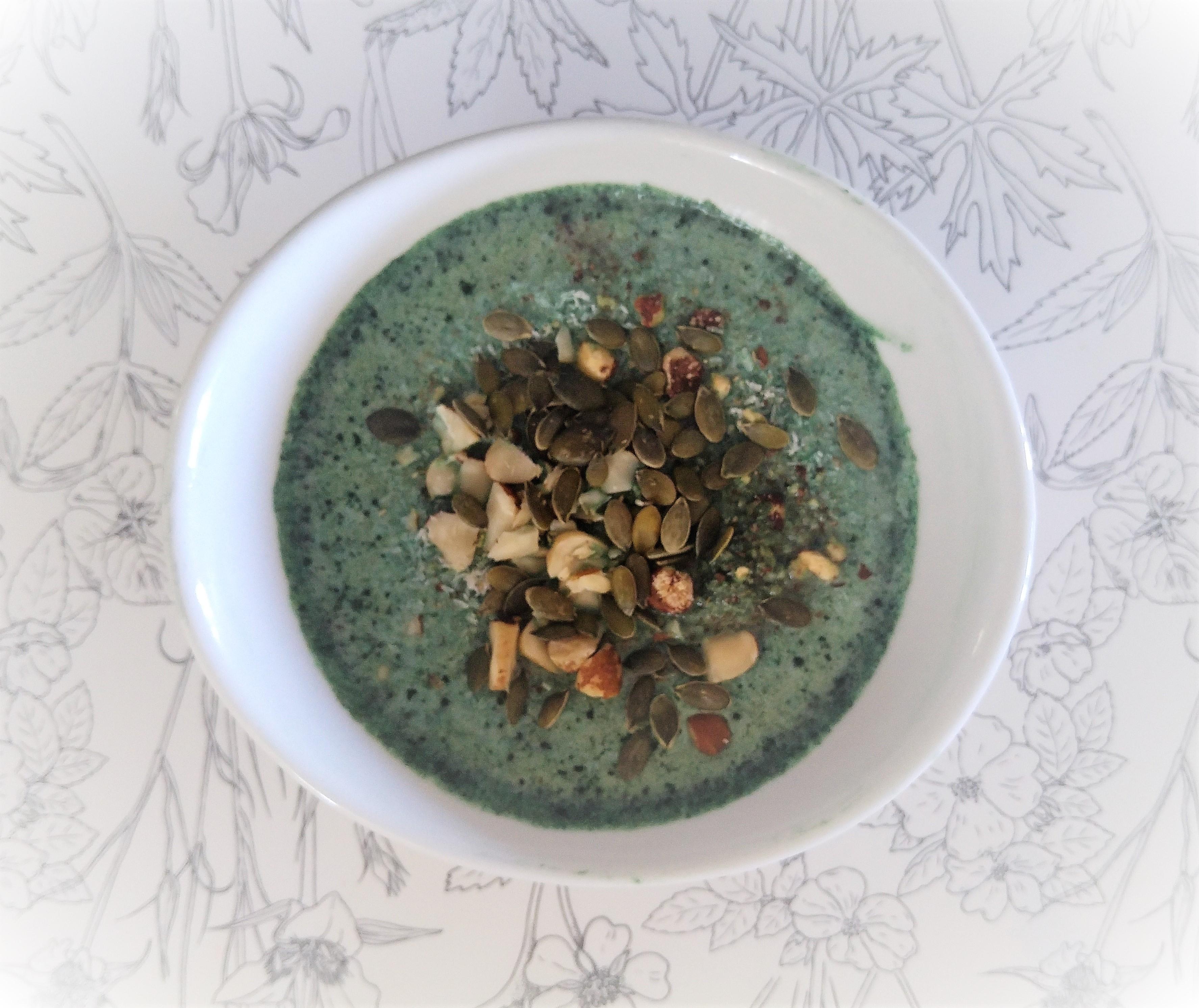 keto weganizm - śniadanie - przepisy