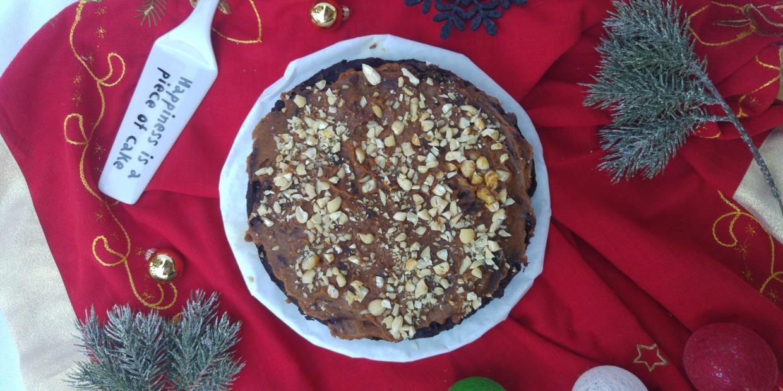 wegańskie ciasto z bakłażana - przepis