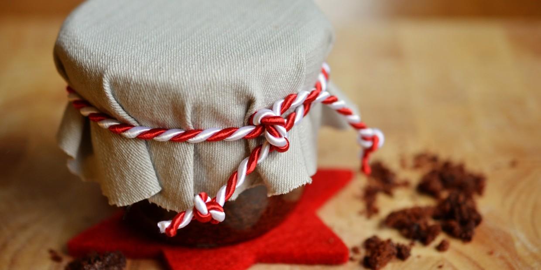 wegańskie słodkie prezenty - pomysły