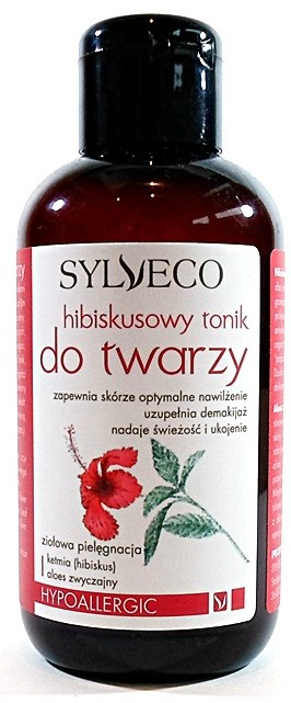wegański tonik do twarzy Sylveco
