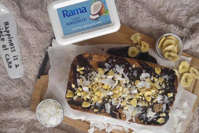 chlebek bananowy - prosty przepis
