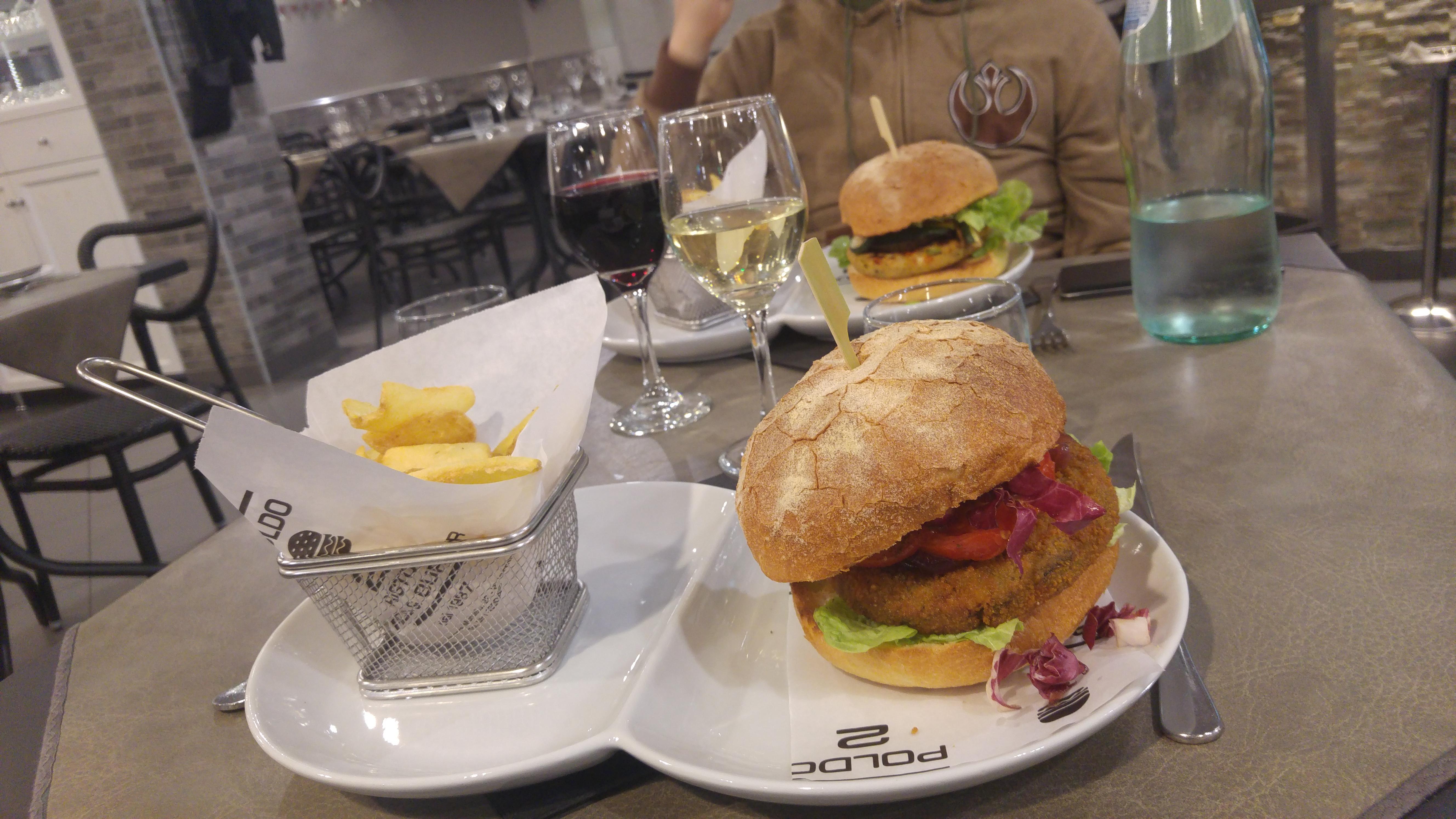 wegańskie restauracje Palermo