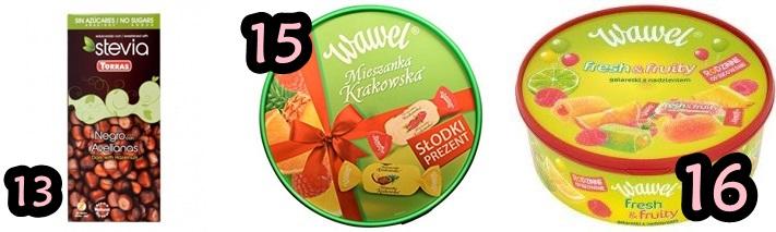 wegańskie słodycze na prezent