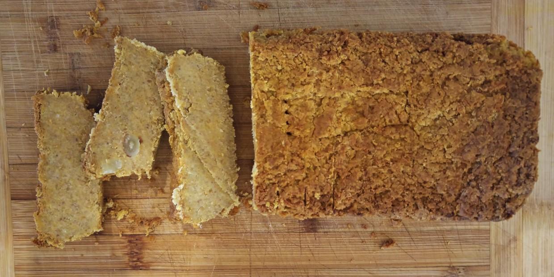 wegańskie ciasto marchewkowe low carb - przepis