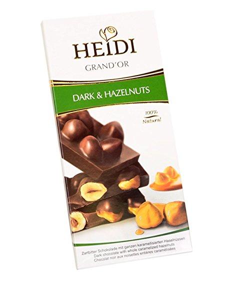 czekolada gorzka heidi