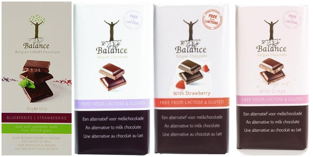 wegańskie czekolady