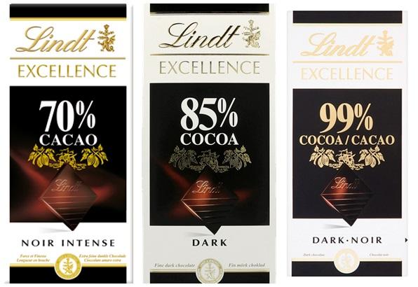 czekolady lindt wegańskie