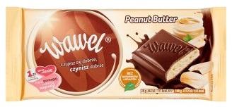 wegańska czekolada z masłem orzechowym