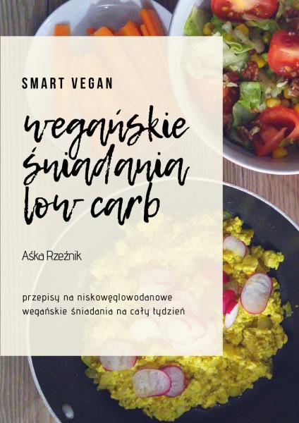 wegańskie śniadania low carb - przepisy