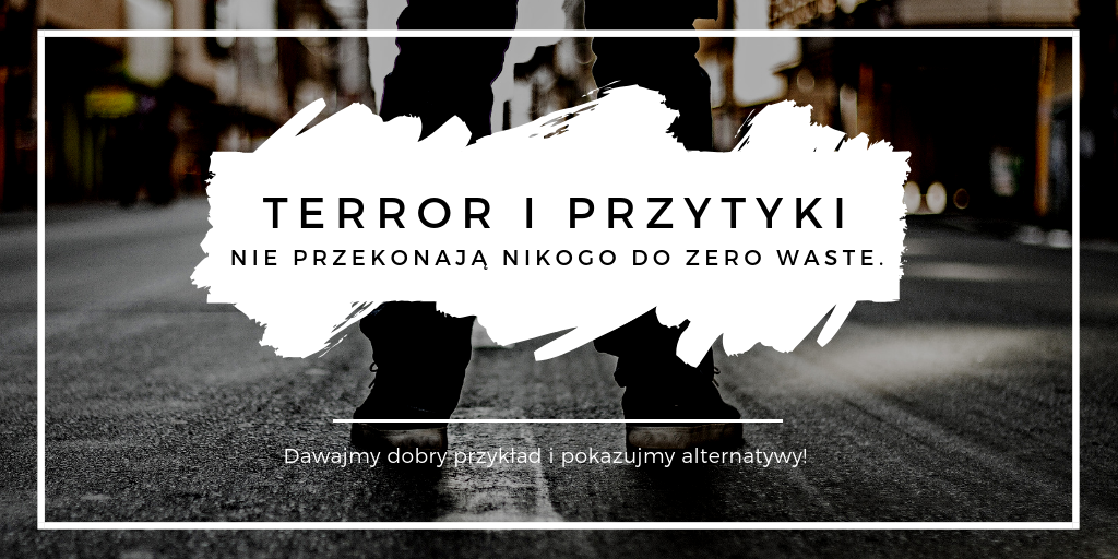 zero waste terror