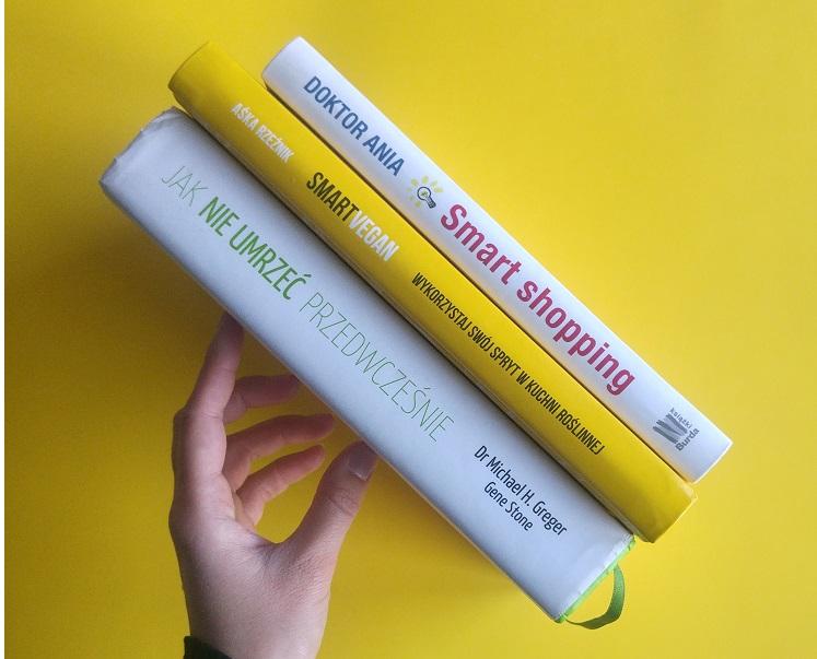 książki wegańskie na prezent
