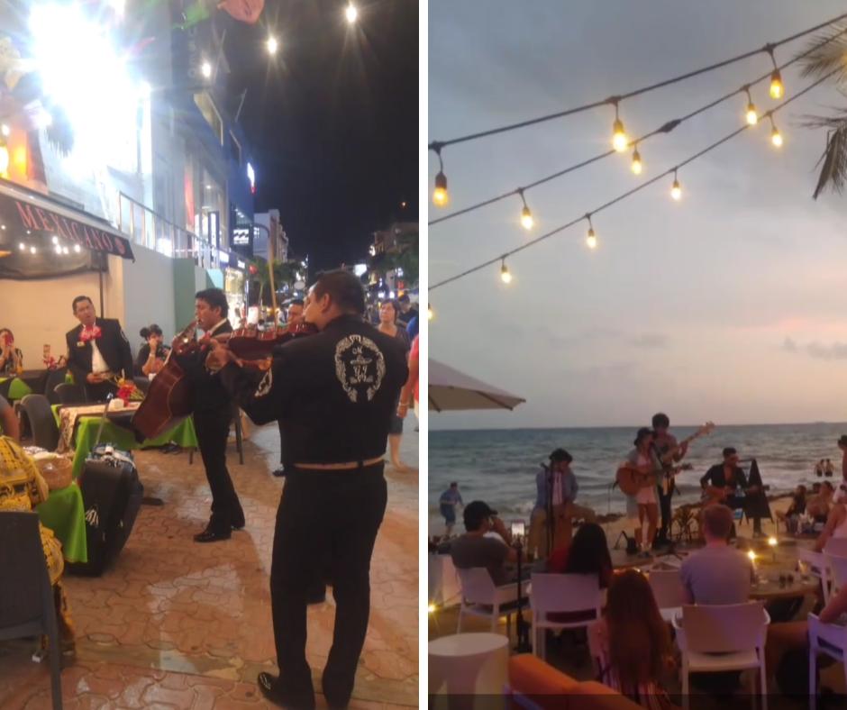 muzyka na żywo, Meksyk
