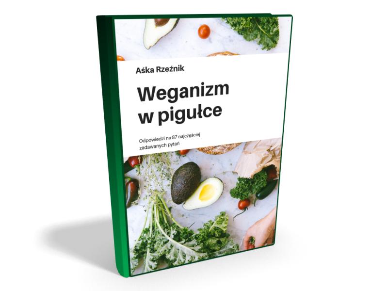 Ebook weganizm w pigułce