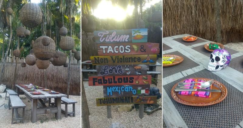 Charly's Vegan Tacos, Tulum