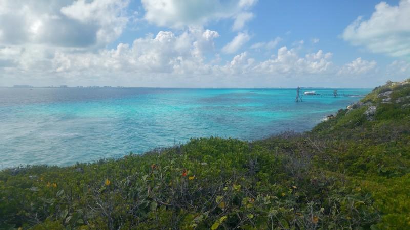 Isla Mujeres - piękne widoki