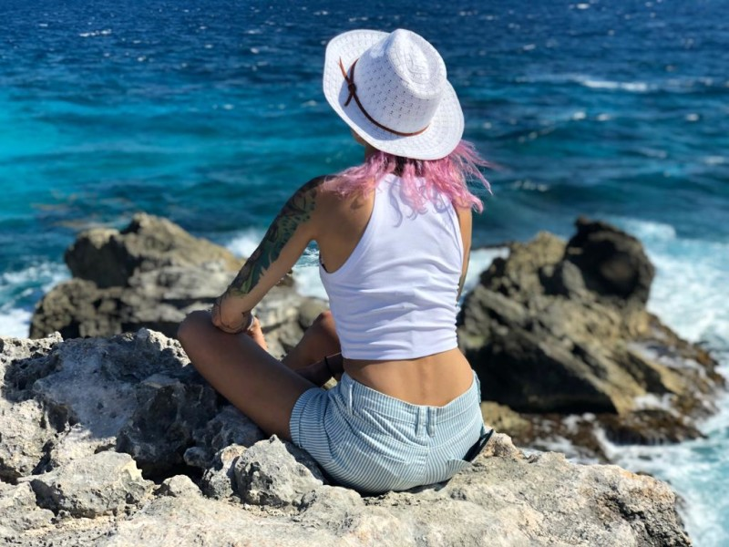 Isla Mujeres - Wyspa Kobiet