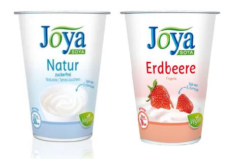 jogurty sojowe Joya