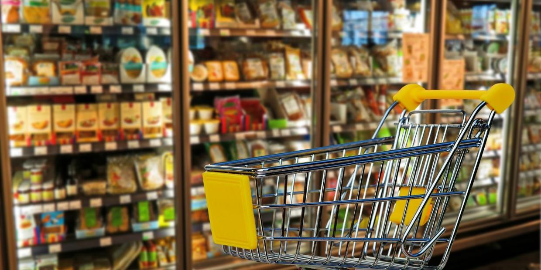 wegańskie zakupy