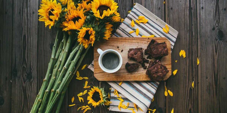 wegańskie brownie z fasoli - przepis