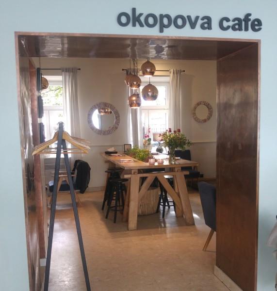 okopova cafe Lublin - opinie