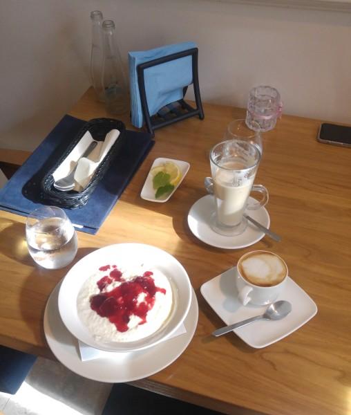 Okopova Cafe - opinie