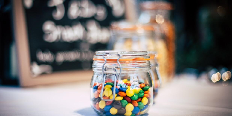 wegańskie słodycze w Carrefour