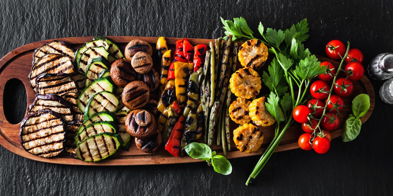 wege grill - pomysły i przepisy na grilla bez mięsa